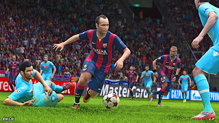 PESGalaxy Patch 5.0 Update PES 2015