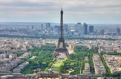 paris torre eiffel viajes y turismo