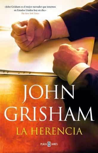 La Herencia, de John Grisham