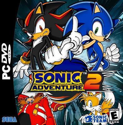 Sonic Adventure 2 PC Cover