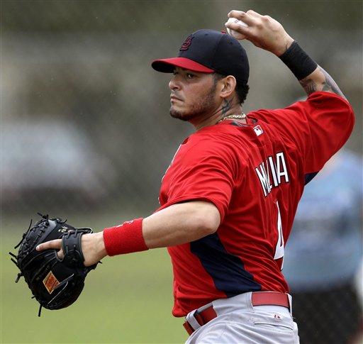 Yadier Molina Catching 2013 Baseball Super Stars: ...