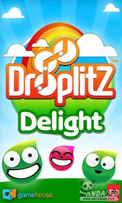 Droplitz Delight Nokia Lumia 510 Game