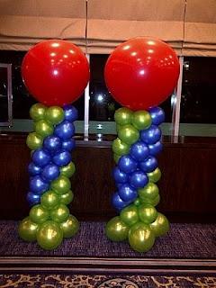 dekorasi balon M