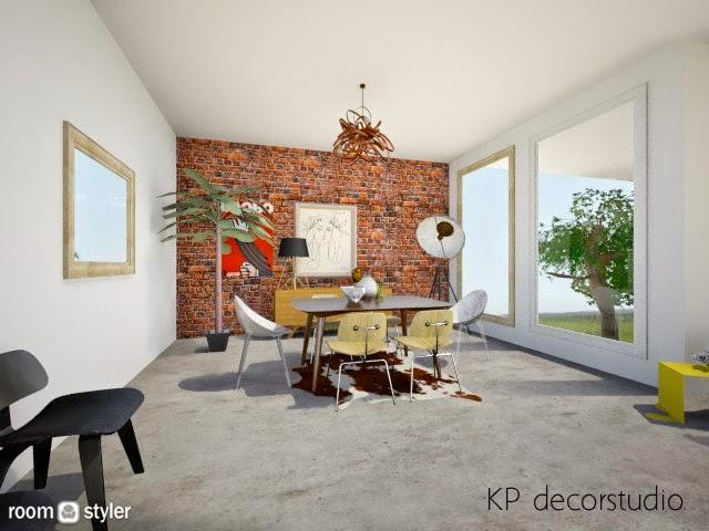 proyecto de interiorismo vintage online