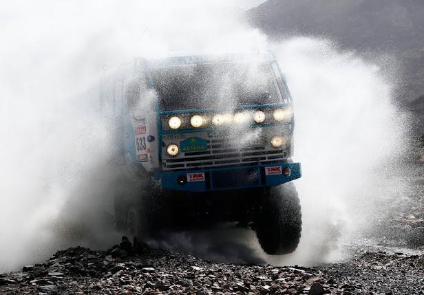Finaliza el polémico Dakar 2012