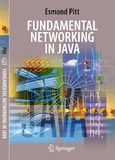 Fundamental Networking in Java Cover