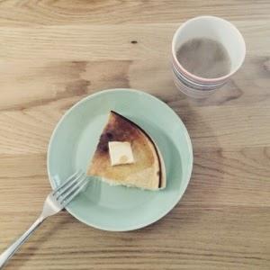 パンケーキ コーヒー