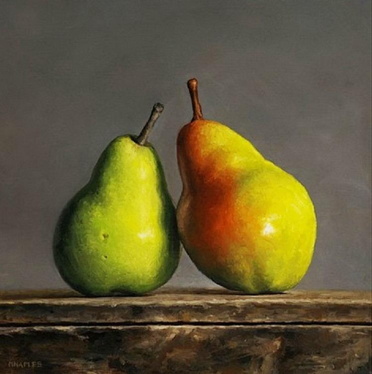 Cuadros modernos pinturas y dibujos bodegones realistas - Fotos de bodegones de frutas ...
