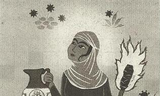 Bir elinde ateş diğerinde su: Rabia el-Adeviye
