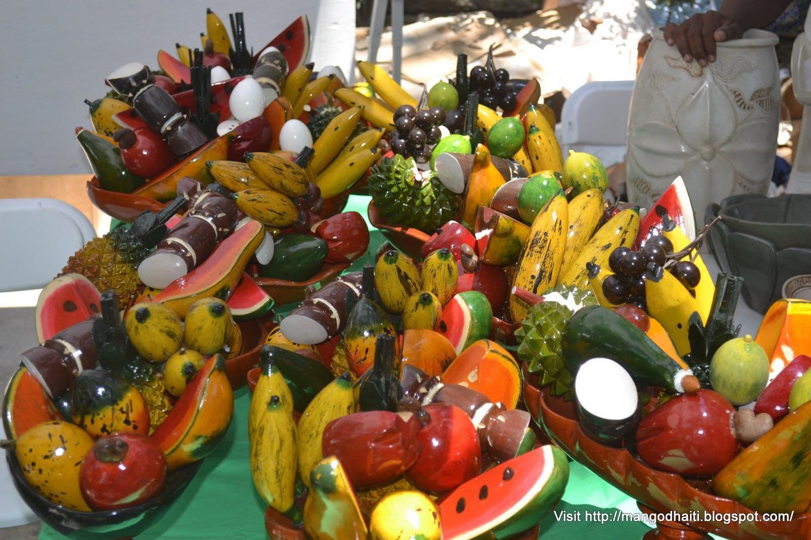 Ministere de la culture haiti des artisans exposent la for Chambre de culture artisanale