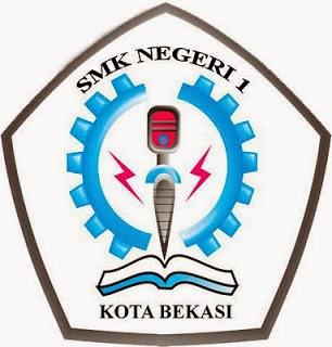Logo SMK Negeri 1 Kota Bekasi