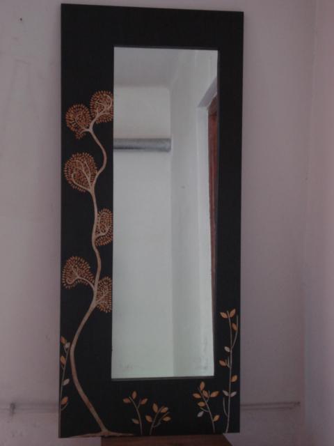 Espejos creativos y de dise o espejos con dise os en - Espejos cuerpo entero ...