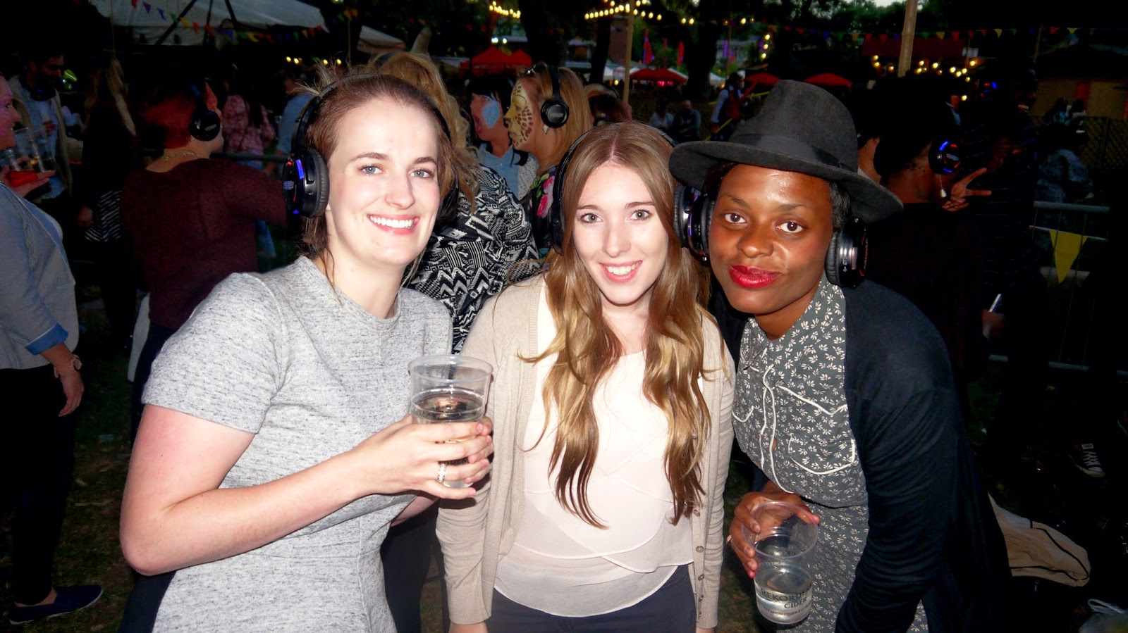 London Zoo lates silent disco