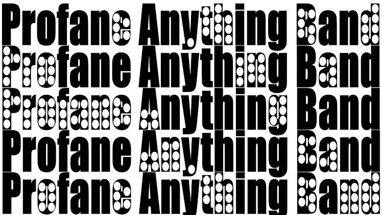 Profane Anything Band