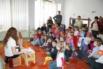 Boldogabb gyermekekért! - program