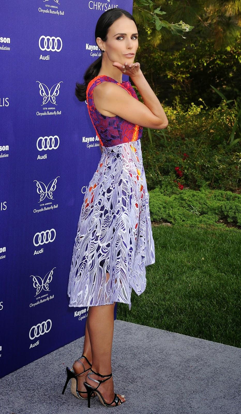 Celebrity Feet: Jordana Brewster Abbie Cornish