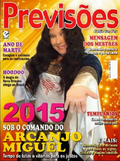 REVISTA PREVISÕES 2015