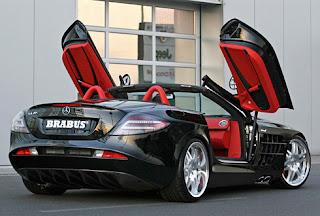 Mercedes-Benz SLR McLaren Pictures