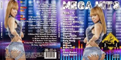 Mega Hits Vol.1 CD 2014