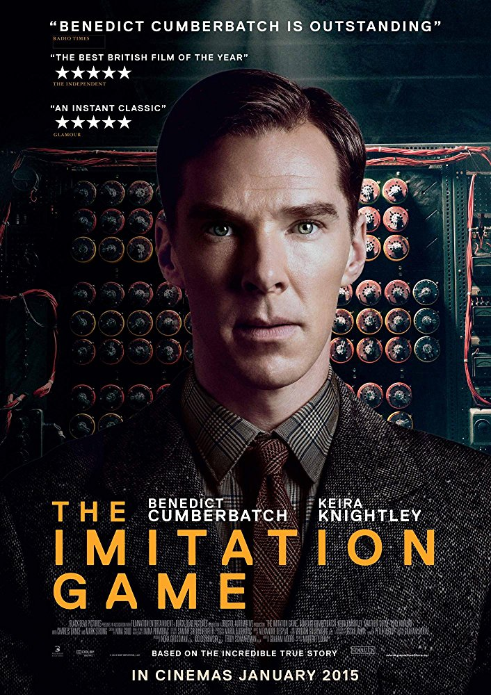 The Imitation Game (2014) Dual Audio [Hindi-DD2 0] 720p BluRay ESubs - ExtraMovies Torrent