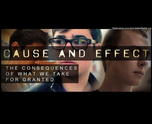 CAUSE AND EFFECT - The Consequences of What We Take for Granted