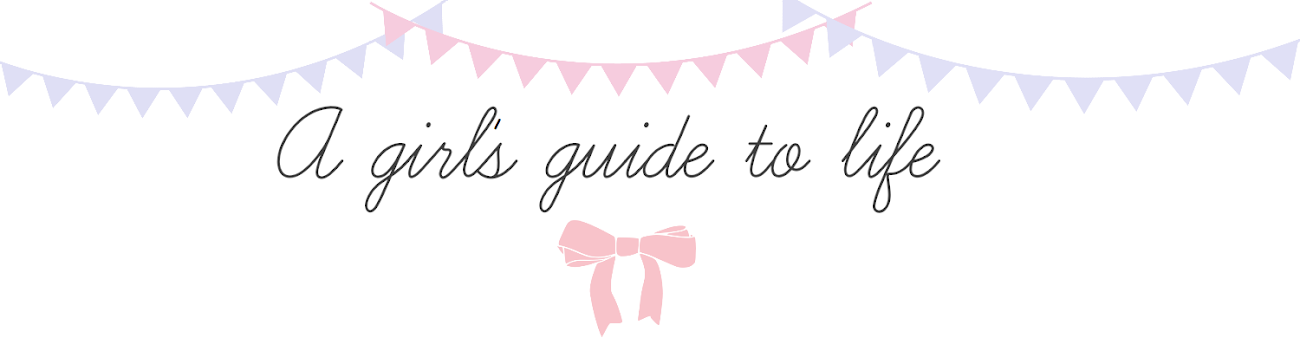 A girls guide to life ♡