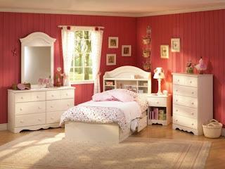 dormitorios rosa jóvenes románticas