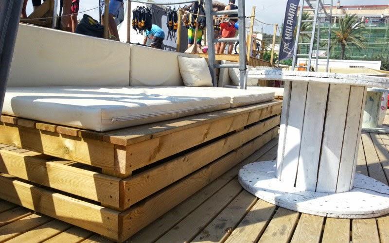 El malamar wakepark en montgat barcelona for Muebles cavi