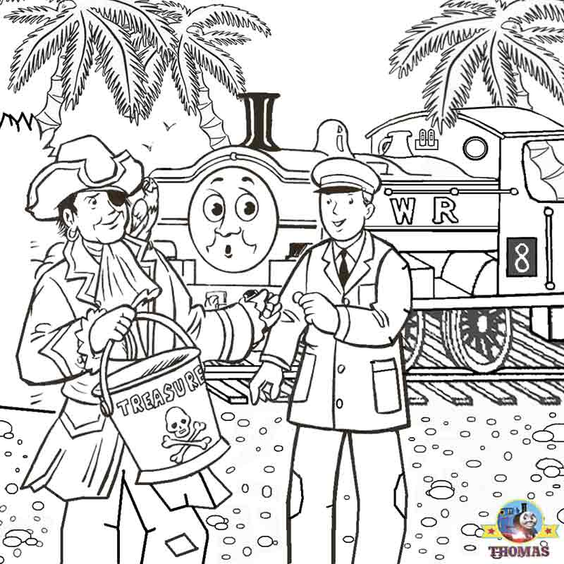 teaching activities, Harold helicopter Thomas the train coloring pages  title=
