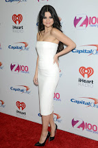 Selena Gomez Red Carpet White Dresses