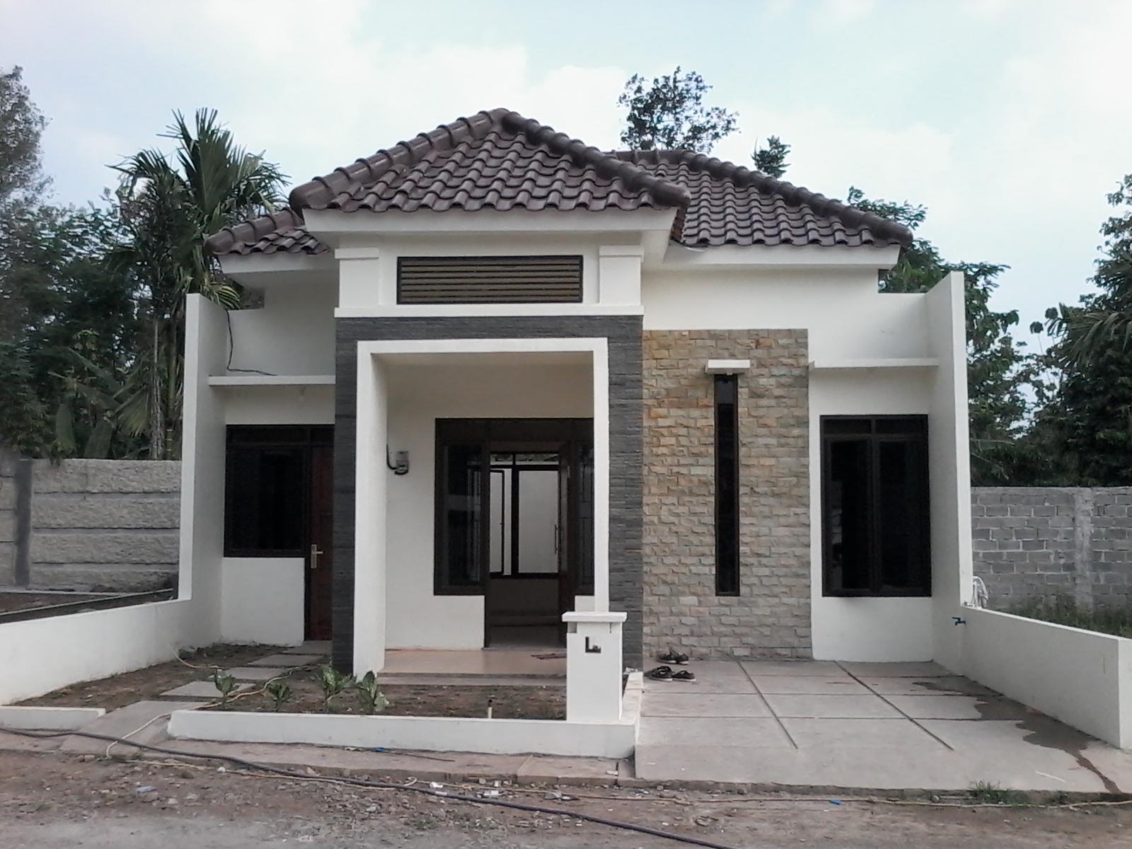 Town House Perumahan Islami Dekat Stasiun Bogor Kota