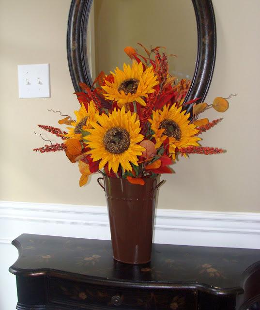 Autumn Centerpieces For Sale2