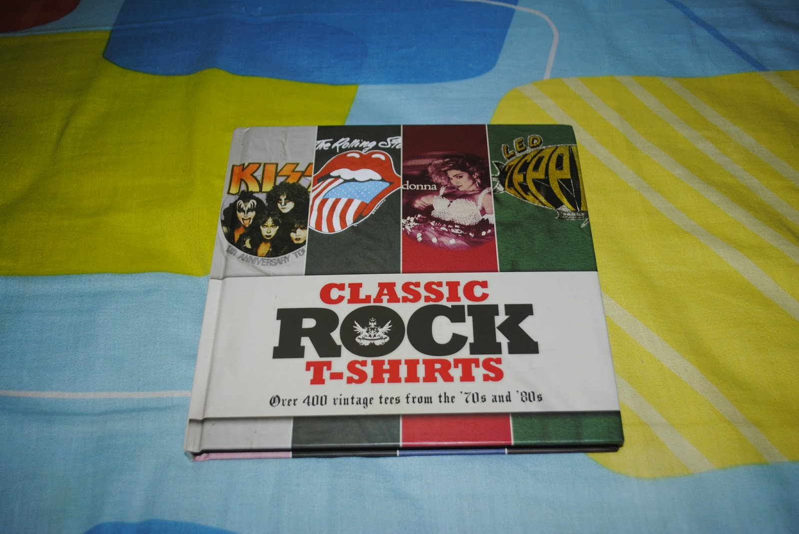 Classic Book Cover Tee Shirts : Classic rock t shirts over vintage tees from the