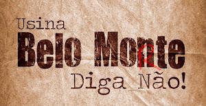 Não à Belo Monte