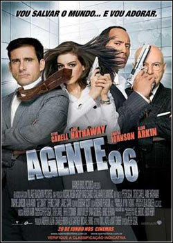 Download Agente 86   Dublado DVDRip Avi