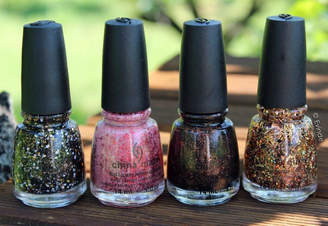 china glaze halloween nail polish