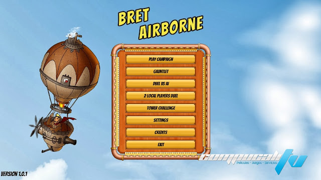 Bret Airborne PC Full