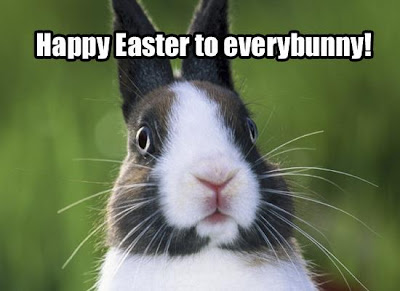Happy Easter to everybunny