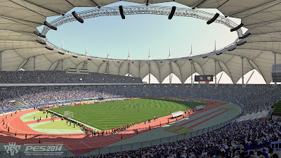 King Fahd International Stadium - Day