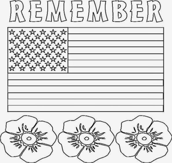 Memorial day pictures to color free coloring pictures for Free printable memorial day coloring pages