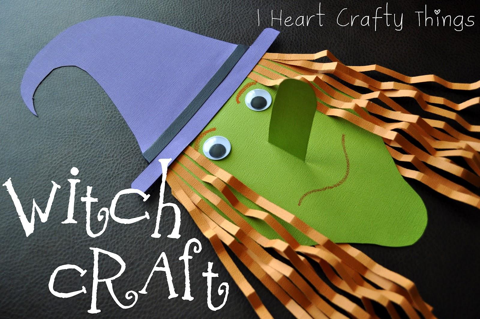 Witch craft i heart crafty things witch craft jeuxipadfo Choice Image
