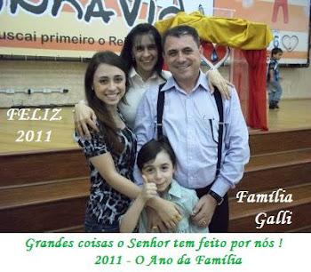 Pr.Silvio Galli e Pra Miriam