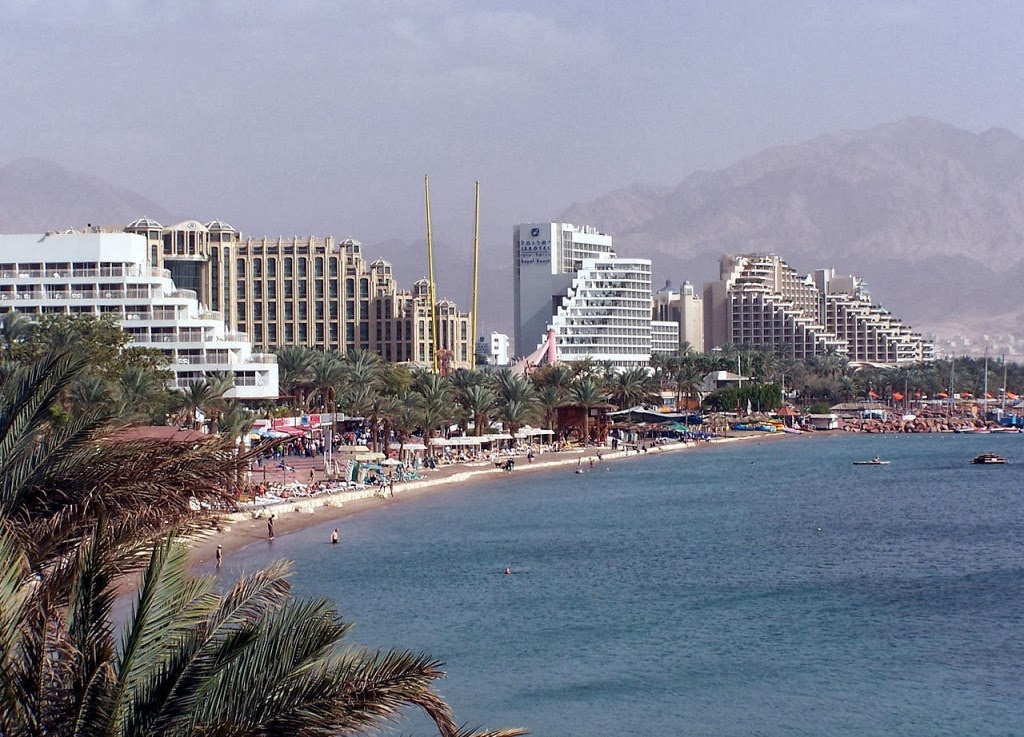 Eilat israel resorts