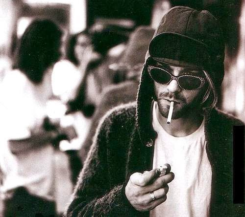 Kurt Cobain Grunge