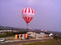 wisata balon udara bandung