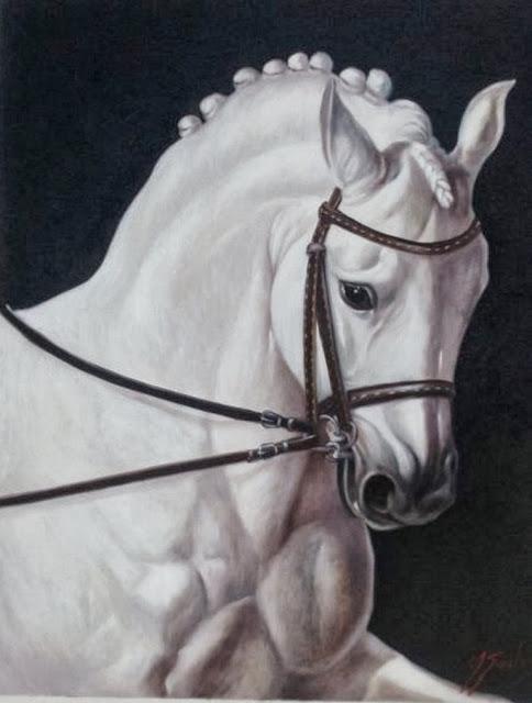 caballos-pintura-al-oleo