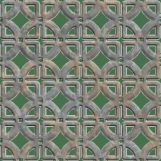 Decorative Metal Wall Tiles