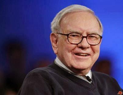 Pakde Warren Buffet
