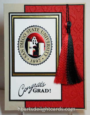 how to make graduation card
