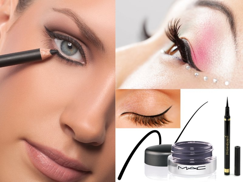 How to Wear Eyeliner Quickly and Easily ~ Tips and Secret ...
